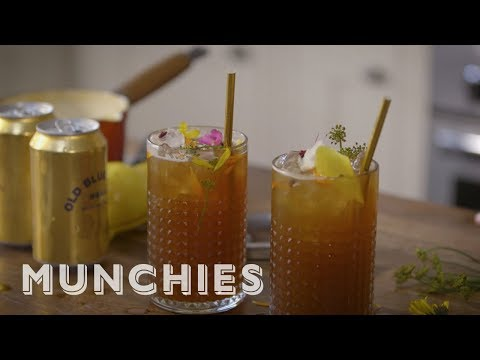 How-To: Make a Dandelion and Burdock Shandy