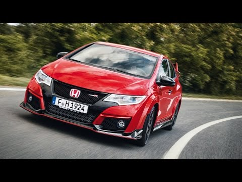 Honda Civic Type R - First drive - car...