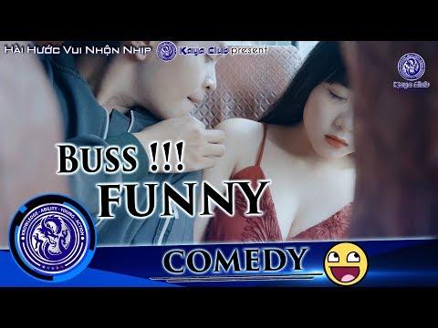 CHUYẾN XE NHẠY CẢM ! ( Bus Funny ) - Hài Hước Vui Nhộn Nhịp | KAYAclub 4K