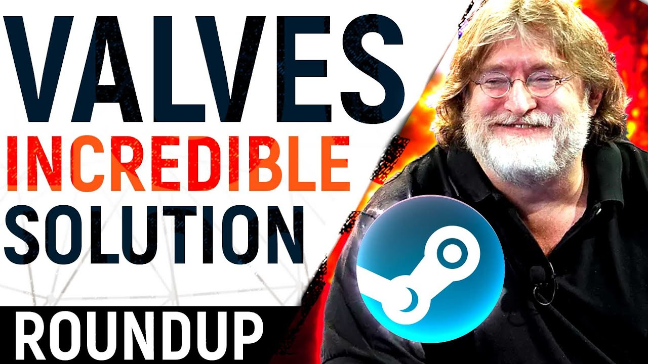 Valve Are CHANGING THE GAME With Secret New Steam Feature, APPLE Gaming, Ubisoft Double Down