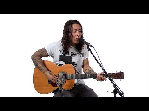 'Smells Like Teen Spirit' cover by Noah Gundersen in-studio, NP Music