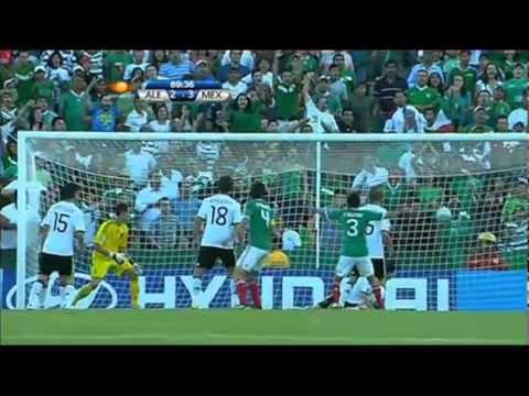 Gol de Chilena de Julio Gomez