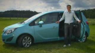 Opel Meriva im Test | Autotest 2010 | ADAC