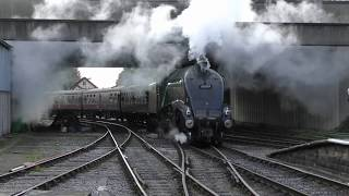 The ELR Autumn Steam Gala Sunday 15th Oct 2017