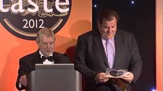 FLORA TEA @ Great Taste Awards 2012, Great Taste Top 3-Star Gold Award winning Flowering Tea.mp4