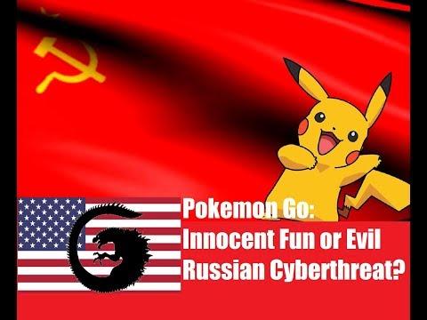 Pokemon Go Innocent Fun Or Evil Russian Cyberthreat