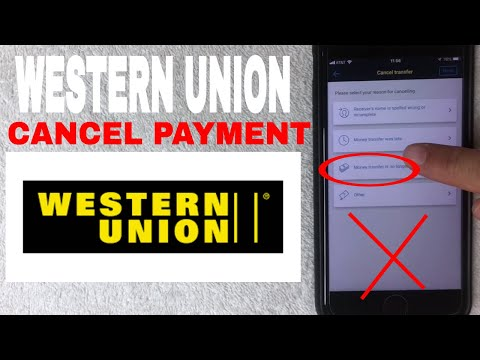 ✅  How To Cancel Western Union Payment On App 🔴