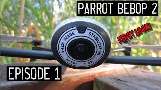 Video Parrot Bebop 2 Skycontroller 2 - Unboxing, Initial Thoughts, and Flight Footage Mashup - Episode 1 download MP3, 3GP, MP4, WEBM, AVI, FLV April 2018