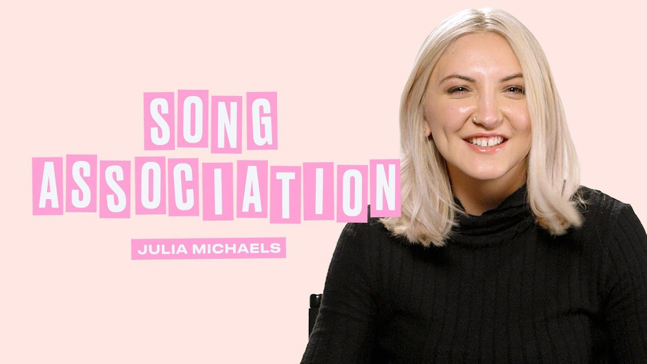 Julia Michaels Sings Mariah Carey, Tove Lo, and Nick Jonas in a Game of Song Association | ELLE
