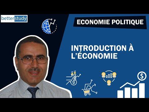 Comprendre les BASES de l'ÉCONOMIE - Introduction