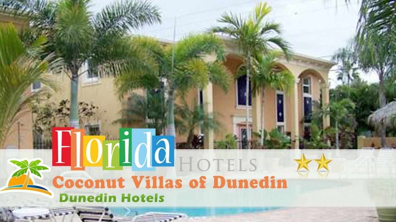 Coconut Villas Of Dunedin Hotels Florida
