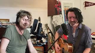 Paul Dempsey (Something for Kate) & Bob Evans - 'Mean To Me' & 'Weather With You' (Crowded House)