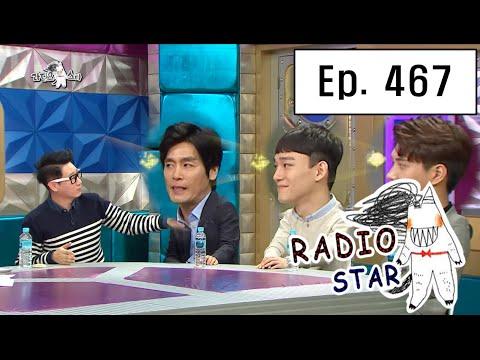 [RADIO STAR] 라디오스타 - Ji Suk-jin&Chen's theory of relativity 20160224