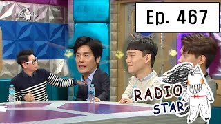 [RADIO STAR] 라디오스타 - Ji Suk-jin&Chen's theory of relativity 20160224