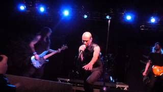 Steve Harris British Lion - This Is My God Live Stuttgart Germany 5.3.2013
