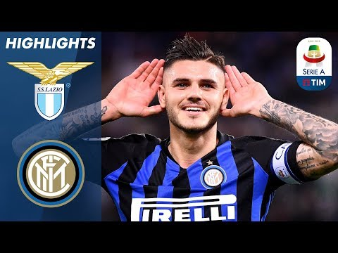 Lazio 0 3 Inter Icardi Brace Helps Inter To Comfortable Win Serie A Youtube
