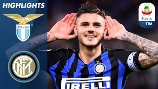 Lazio 0-3 Inter | Icardi Brace Helps Inter to Comfortable Win! | Serie A
