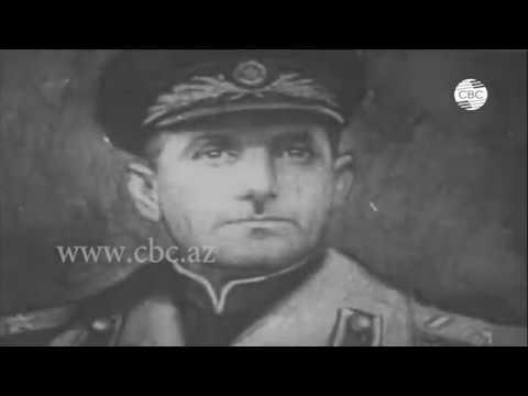 109 лет со дня рождения азербайджанского военачальника Ази Асланова