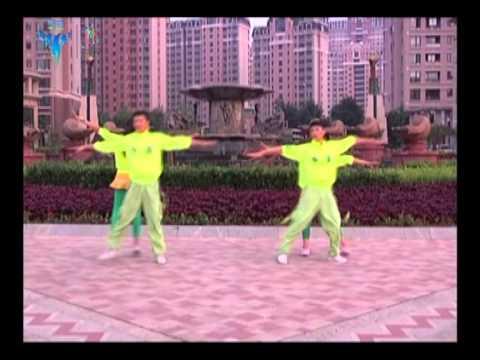 Xiao Ping Guo (aka Small Apple)  line dance