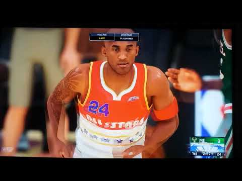 NBA 2K21 Gameplay (Xbox one HD) [1080p60FPS]