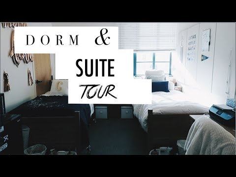 DORM & SUITE TOUR at UC Berkeley! Clark Kerr | Izzy VO
