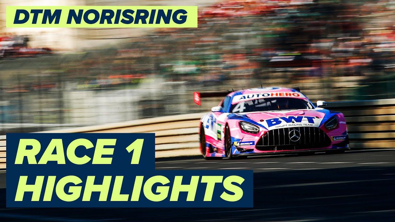 Download Home win in Nuremberg!   Norisring DTM Race 1   Highlights
