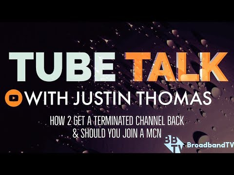 MY Personal Experience With Broadband TV And Losing My Channel ( Tube Talk )