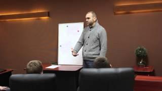 Эпизод тренинга Не Пикап в Севастополе  (про Секс)