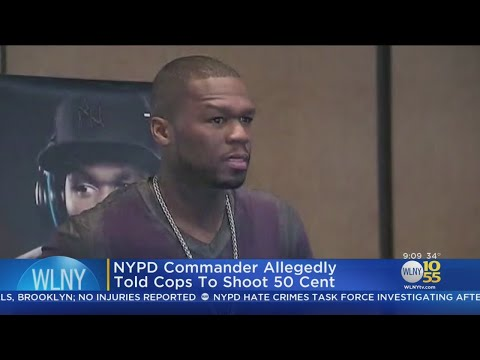 Rapper Threatened By NYPD Officer? Mp3