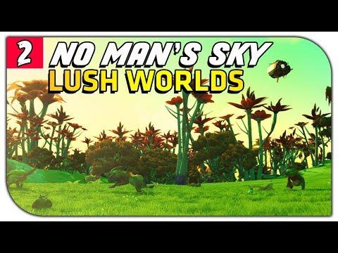 No Man's Sky| Part 2: THIRD PERSON FLIGHT MODE [ NMS UPDATE 1.3 ATLAS RISES]