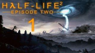 Half-Life 2: Episode Two - Прохождение игры на русском [#1](Прохождение Half-Life 2 Эпизод второй, на русском языке. Спасает мир Александр, Ната рядышком. Играем на PC, Steam..., 2016-08-08T08:15:37.000Z)