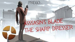 Tf2 - Spy W/ The Sharp Dresser Commentary By Multi (gameplay/commentary)