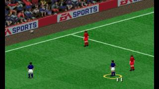 FIFA Soccer 96 - Tournaments (Super nintendo) (By Sting)