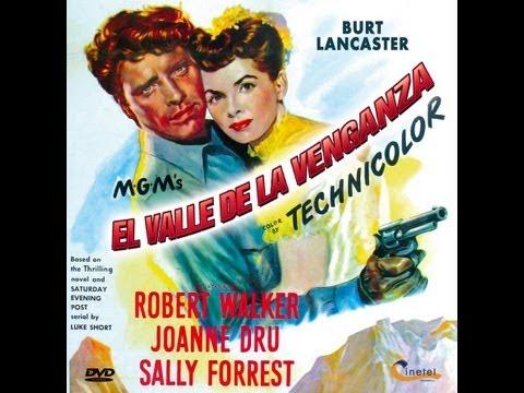EL VALLE DE LA VENGANZA (Vengeance Valley, 1951, Full Movie, Spanish, Cinetel)