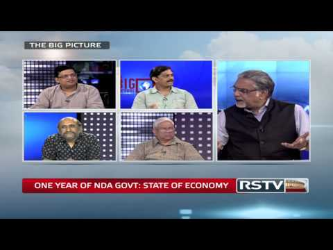 The Big Picture - One year of NDA Govt: State of economy