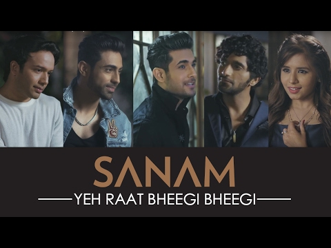 Yeh Raat Bheegi Bheegi | Sanam ft. Aishwarya Majmudar | Official HD Video