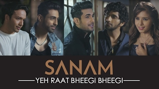 yeh raat bheegi bheegi sanam ft aishwarya majmudar official hd video