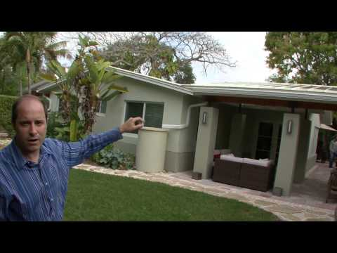 Miami's First LEED Platinum House