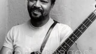 James Jamerson isolated bass track