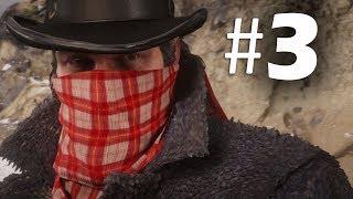 Red Dead Redemption 2 Part 3 - Train - Gameplay Walkthrough (RDR2) PS4