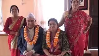 भाइटीका लगाउँदा पनि ओलीलाई चुनावकै चिन्ता ।। KP Oli Celebrating Bhaitika