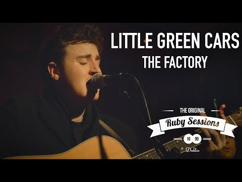 Little Green Cars - The Factory  at the Ruby Sessions