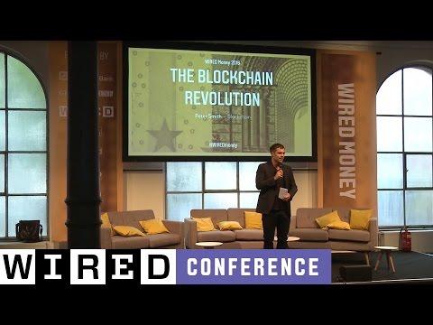 The Blockchain Revolution I WIRED Money Conference Berlin