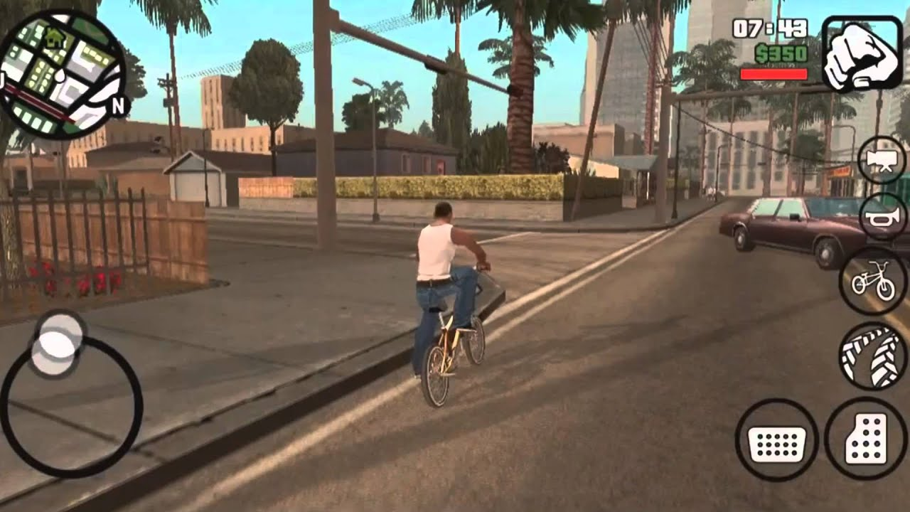 Download Grand Theft Auto: San Andreas 1.08 for Android ...