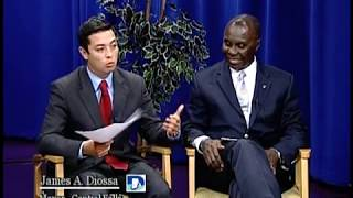Democrats Discuss Episode 3: Mayor James Diossa & Rep. Marvin Abney (9/2015)