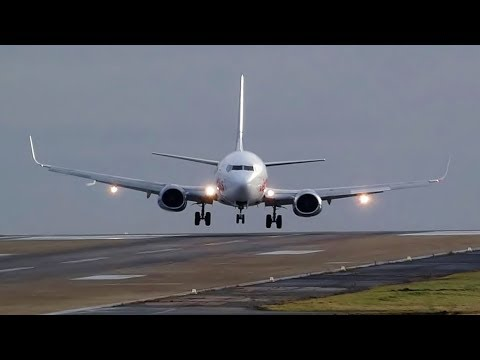 Plane Spotting At Leeds Bradford Airport | 29th December 2018