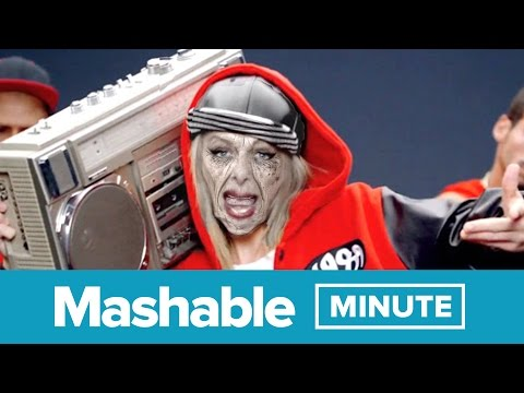 Taylor Swift Is Getting Old | Mashable Minute | With Elliott Morgan