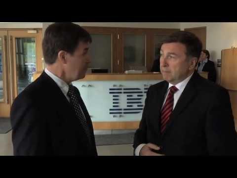 IBM Software Lab Mentor Programme at the Dublin Innovation Centre