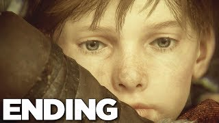 A PLAGUE TALE INNOCENCE ENDING / FINAL BOSS - Walkthrough Gameplay Part 18 (PS4 Pro)