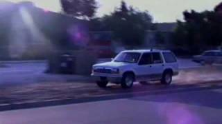 Explorer Truck Jump